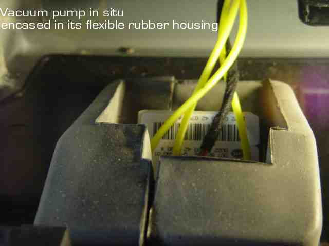 Yellow Jacket Vacuum Pump
