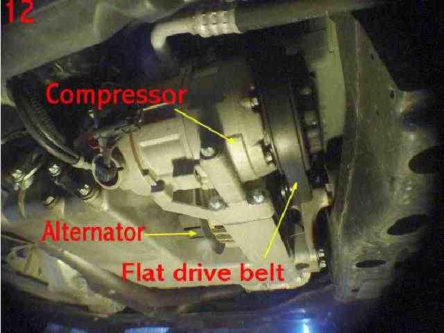 Bert Rowe's-Mercedes-Benz 'A'-class info  Air Conditioning