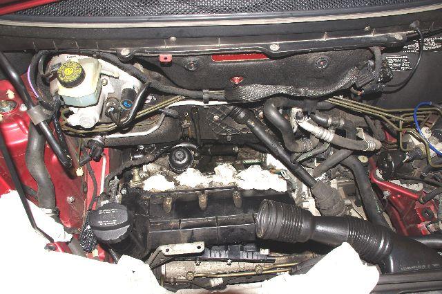 Bert Rowe S Mercedes Benz A Class Info Starter Motor