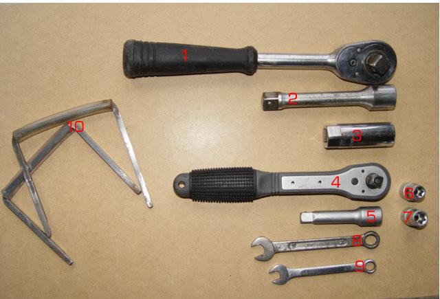 Mercedes benz special tools uk for Mercedes benz special tools