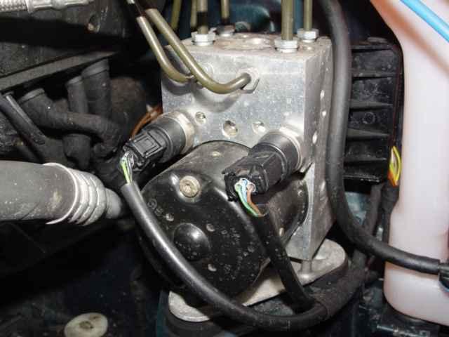Mercedes Benz Brake Malfunction