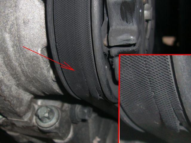 bert rowe's-mercedes-benz 'a'-class info  poly 'v' belt replacement,  crankshaft pulley wheel problems