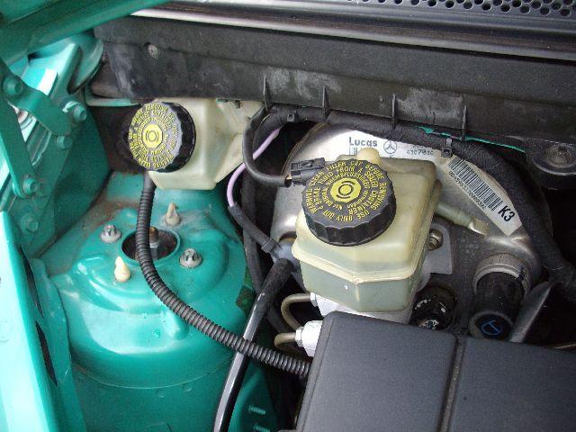 Bert rowe 39 s mercedes benz 39 a 39 class info gearbox manual for Mercedes benz hydraulic fluid