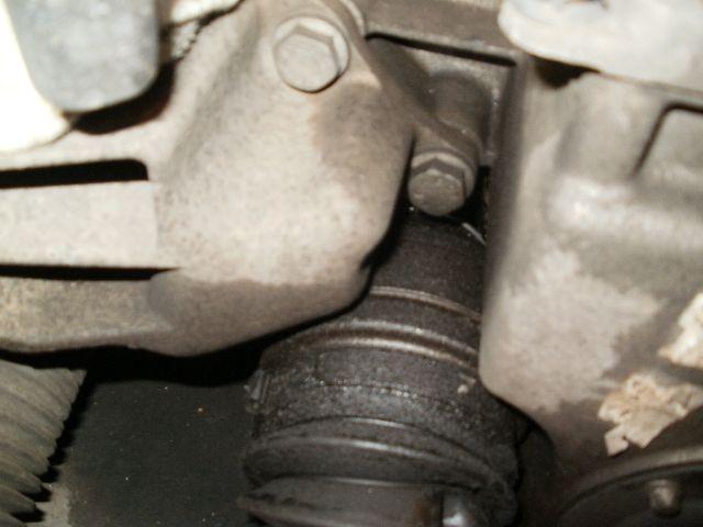 Bert Rowe's-mercedes-Benz 'A'-class info  Gearbox (Manual