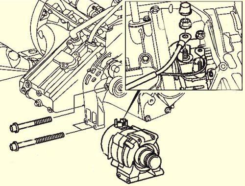 bert rowe s a class information a class alternator