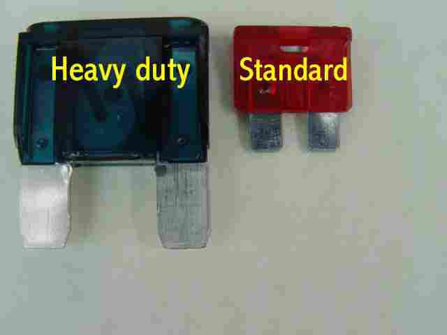 Automotive Fuse Box Generates 20 Amps : How many amps does an automotive fuse box generate rapidly