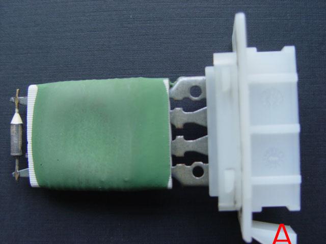 Blower Motor Heater Fan Resistor For Mercedes A-Class W169 B-Class W245 UK