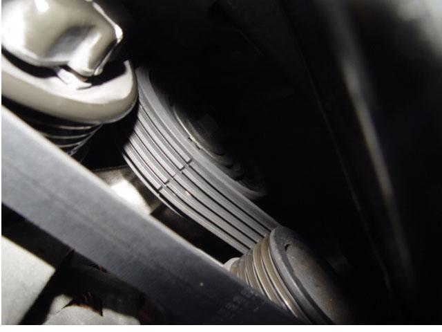 Bert rowe 39 s mercedes benz 39 a 39 class info poly 39 v 39 belt for Poly v belt for mercedes benz