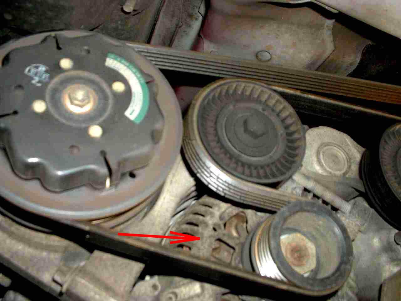 Mercedes a170 drive belt for Mercedes benz serpentine belt replacement cost