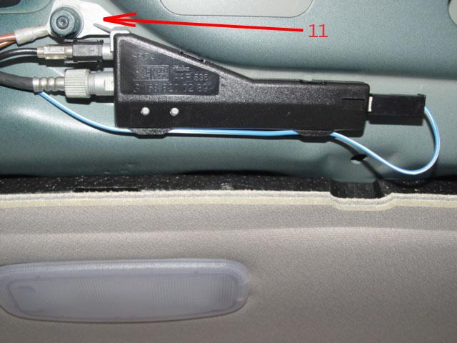Remote Entry Antenna Location Mercedes Benz Forum