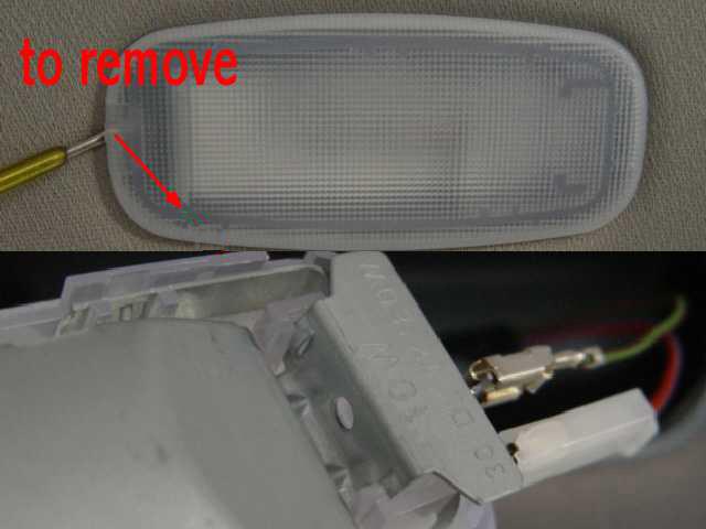 Bert Rowe 39 S Mercedes Benz 39 A 39 Class W168 Info Interior Lighting Assembly
