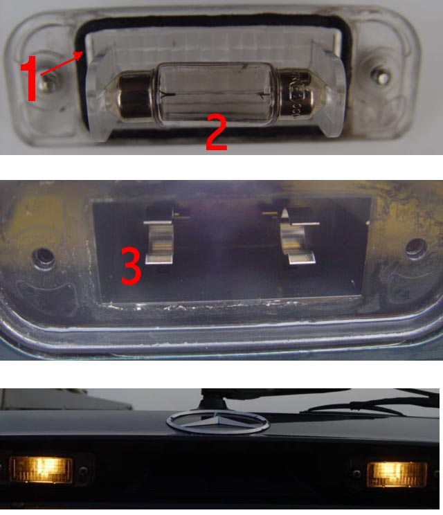 Superb The Rear Number Plate Lights Which Tend To Get Forgotten, Performs No  Function Other Than To Light The Rear Number Plate And Of Course Is  Required By Law. Home Design Ideas