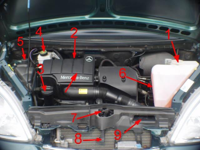 2000 mercedes s500 engine diagram bert rowe's-a-class info. mercedes benz aclass w169, diy ...