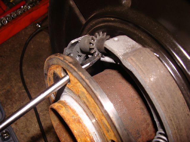 Bert Rowe Lofty 39 S Homepage A Class Info W169 Rear Disc