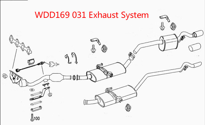 Page 16 169 on exhaust system supports